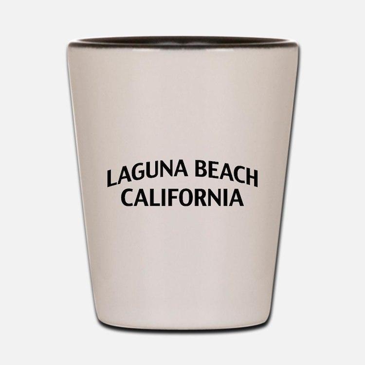 Laguna Beach California Shot Glass