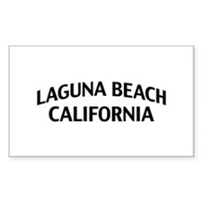 Laguna Beach California Decal