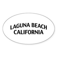 Laguna Beach California Decal