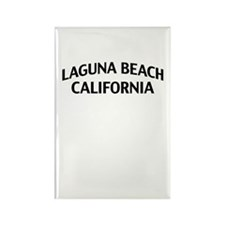 Laguna Beach California Rectangle Magnet