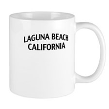 Laguna Beach California Mug