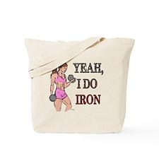 Fitness Godess Tote Bag