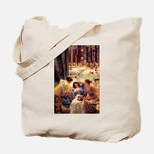Baths at Caracalla Tote Bag