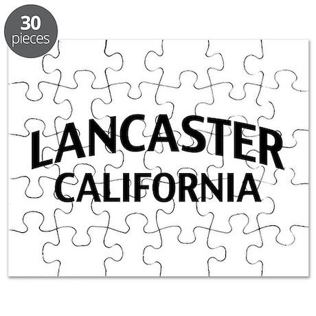 Lancaster California Puzzle