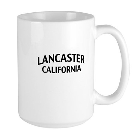 Lancaster California Large Mug