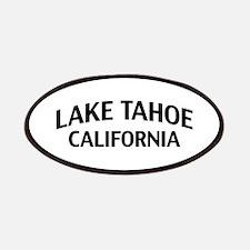Lake Tahoe California Patches