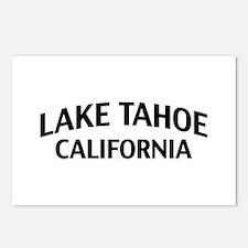 Lake Tahoe California Postcards (Package of 8)