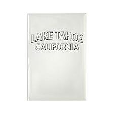 Lake Tahoe California Rectangle Magnet