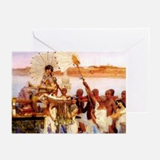 Finding of Moses Greeting Cards (Pk of 10)