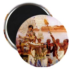 Finding of Moses Magnets (100pk)