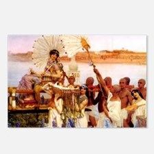 Finding of Moses Postcards (Package of 8)