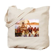 """The Finding of Moses"" Tote Bag"