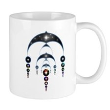 Mass Ascension Crop Circle Mug