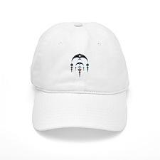 Mass Ascension Crop Circle Baseball Cap