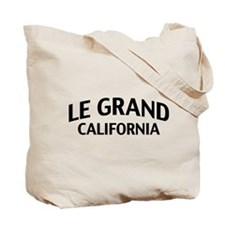 Le Grand California Tote Bag