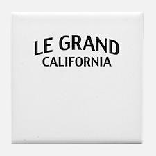 Le Grand California Tile Coaster