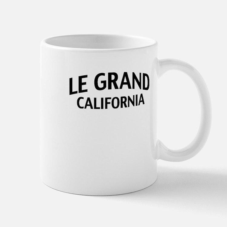 Le Grand California Mug