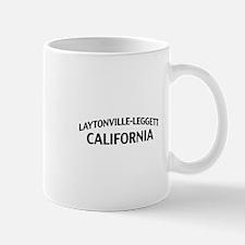 Laytonville-Leggett California Mug