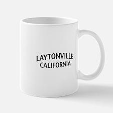 Laytonville California Mug