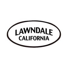 Lawndale California Patches