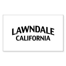 Lawndale California Decal