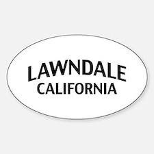 Lawndale California Decal