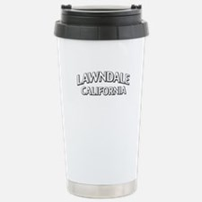 Lawndale California Travel Mug
