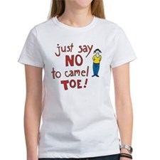 No Camel Toe Tee