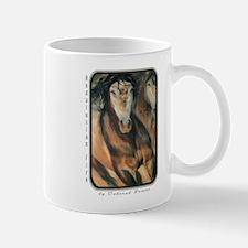 Horse Small Mug
