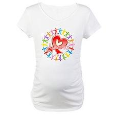 AIDS Unite in Awareness Shirt