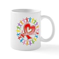 AIDS Unite in Awareness Mug