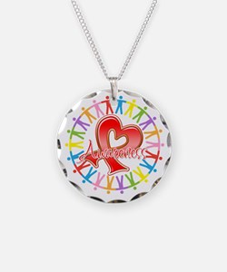 AIDS Unite in Awareness Necklace