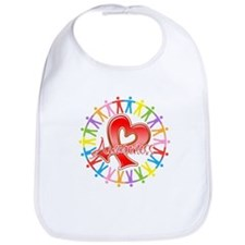 AIDS Unite in Awareness Bib