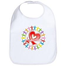 AIDS Unite in Awareness Bib