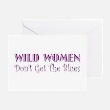 Wild Women Greeting Cards (Pk of 10)