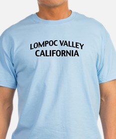 Lompoc Valley California T-Shirt