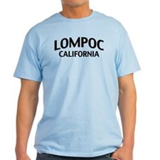 Lompoc California T-Shirt