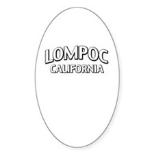 Lompoc California Decal