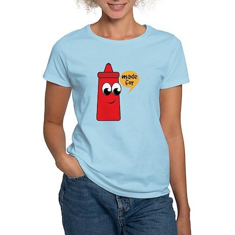 Ketchup Couples Women's Light T-Shirt