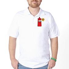 Ketchup Couples T-Shirt