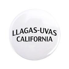 """Llagas-Uvas California 3.5"""" Button"""