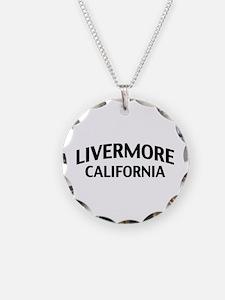 Livermore California Necklace