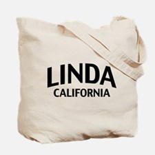Linda California Tote Bag