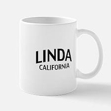 Linda California Mug