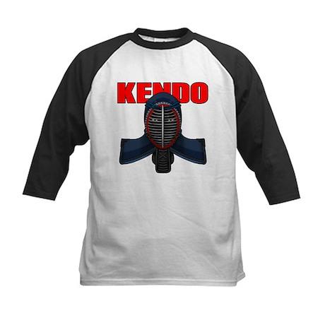 Kendo Men1 Kids Baseball Jersey