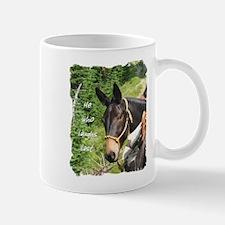 Smiling Mule Mug