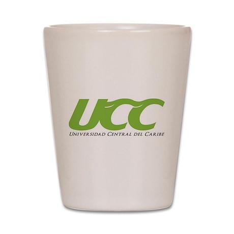 UCC Shot Glass