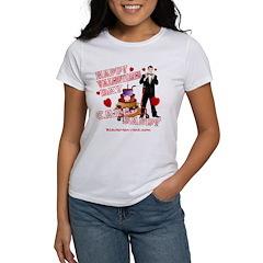 Happy V-Day Women's T-Shirt