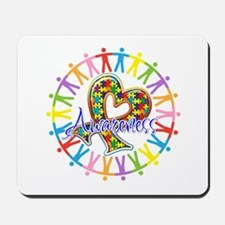 Autism Unite in Awareness Mousepad