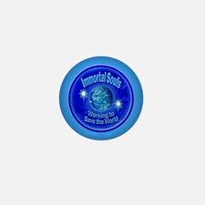 Unique Global consciousness Mini Button